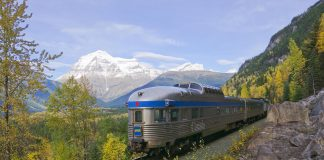 VIA Rail Vacations by Railbookers adds new itineraries in Canada. (Photo courtesy of Yankee Leisure Group.)