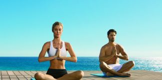 ZOetry Montego Bay Jamaica Couple Yoga_2A