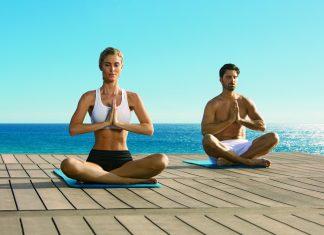 ZOetry Montego Bay Jamaica Couple Yoga_2A
