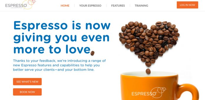 Updates to Espresso are designed to help agents easily manage client reservations.