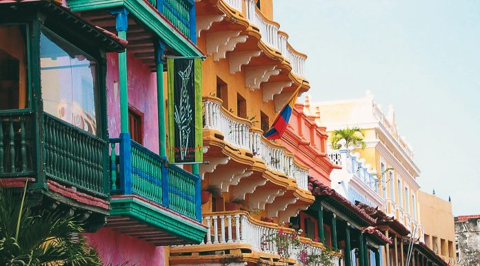 The vibrant and colorful city of Cartagena is one of three cities that agents will visit on this Colombia FAM trip.