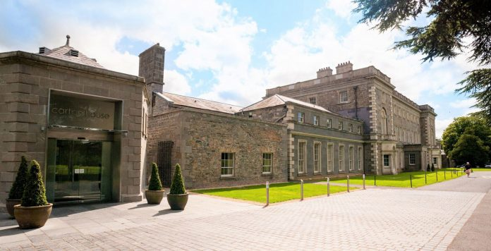 The Carton Estate dates back to the 12th century.
