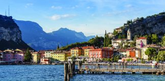 Cosmos is offering a Magic of the Italian Lakes itinerary, which visits Lake Garda.