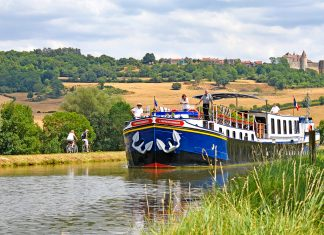 L'Impressionniste will take guests down the Burgundy Canal for the second half of the Back-to-Back itinerary.