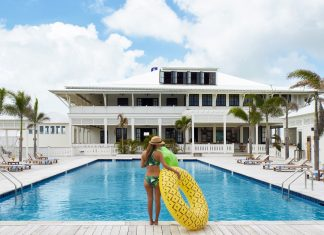Hilton's new Mahogany Bay Resort & Beach Club, a Curio Collection by Hilton property is now open for business. (Photo Courtesy of Curio Collection by Hilton.)