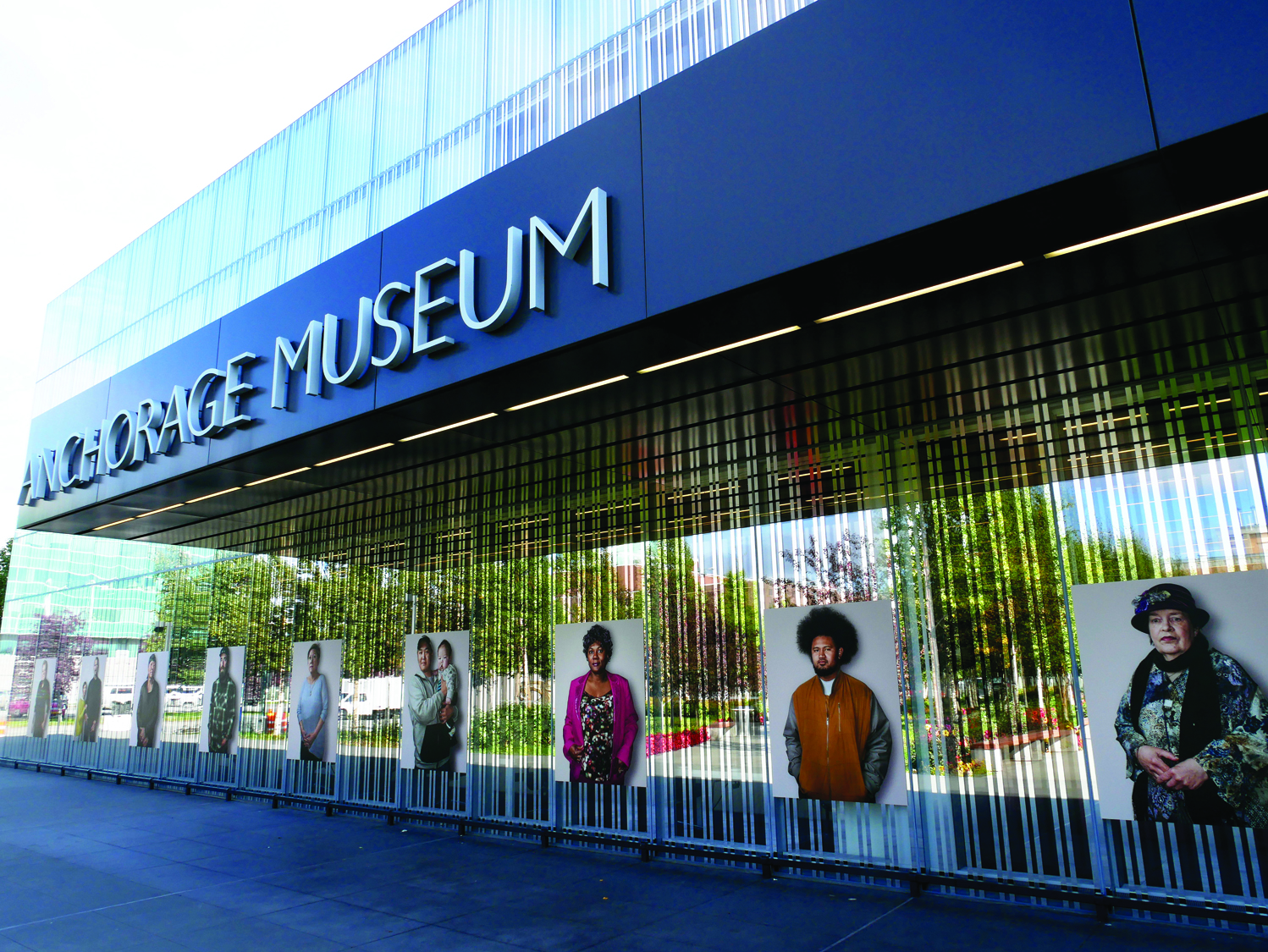 The Anchorage Museum just debuted a major expansion.