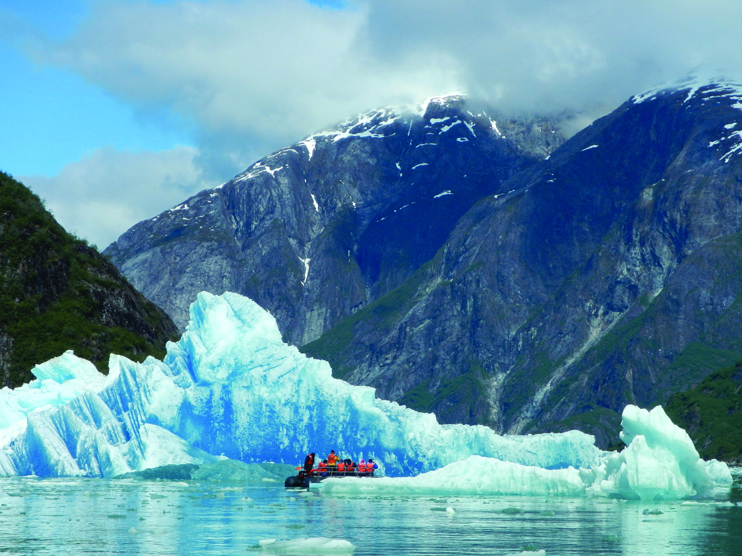 AdventureSmith Explorations has debuted a new 18-day excursion in Alaska that explores three national parks, including Glacier Bay.