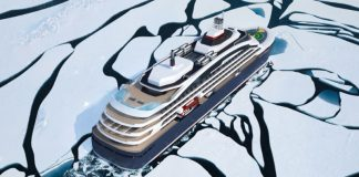 The Ponant Icebreaker will lead guests on polar expeditions after its delivery in 2021.