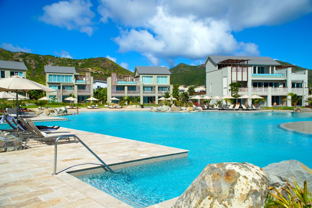 The Park Hyatt St. Kitts is the first Park Hyatt property in the Caribbean. (Photo credit: Ed Wetschler)