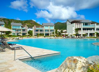 The Park Hyatt St. Kitts is the first Park Hyatt property in the Caribbean. (Photo credit: Ed Wetschler)