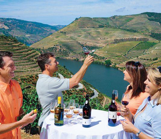 AMA Waterways Wine Cruises