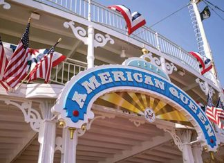 The American Queen will sail the Mississippi River allowing travel agents to explore New Orleans and nearby cities.