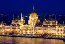 The Hungarian Parliament in Budapest is one of several sites travel agents will see on this FAM trip.