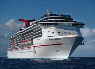 Carnival Miracle increases offerings from Port Tampa Bay with year-round service.