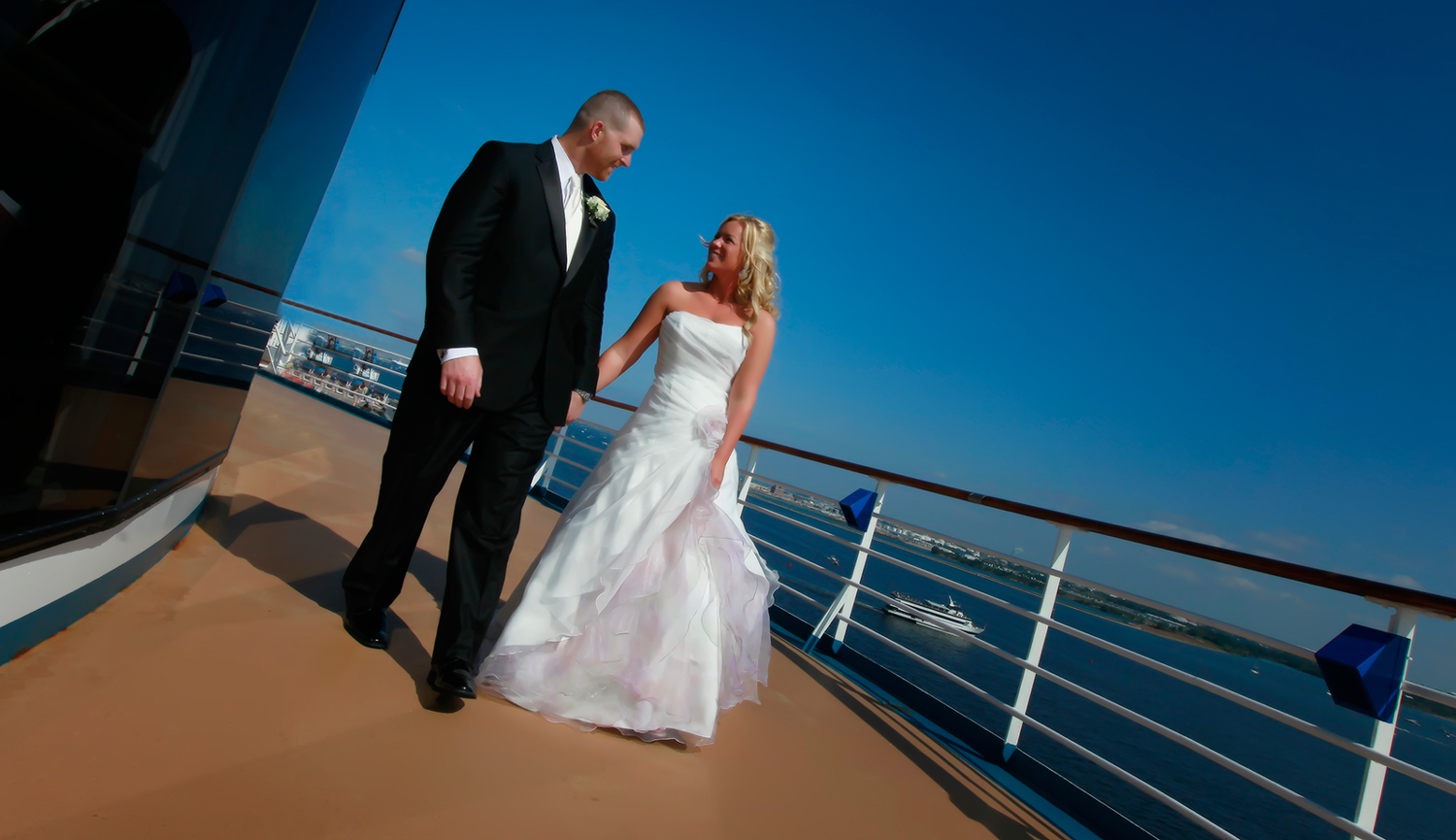 Ring The Carnival Cruise Wedding Bells With Increased