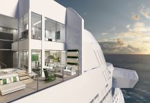 Celebrity Edge will sail the Caribbean earlier than expected, debuting new features, including two-story suites.