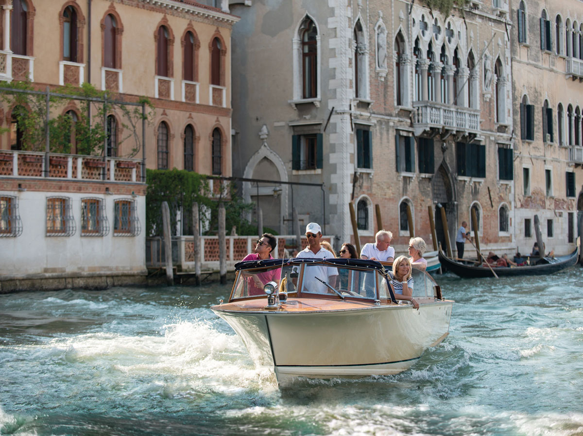 Luxury Gold offers curated trips to stunning destinations such as Italy.