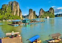 Halong Bay is one of several areas that agents will visit on this FAM trip through Vietnam and Cambodia.
