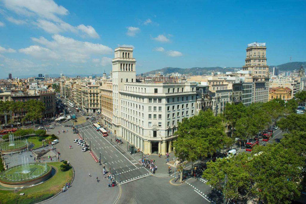 Iberostar Paseo de Gracia opened in Barcelona. (Photo courtesy of Iberostar.)