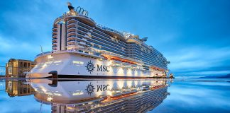 This year's Wave Season is bringing big savings for cruises aboard MSC Seaside.