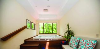 It's spa time at the barefoot elegant Occidental Cozumel