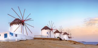 Mykonos is one of several Greek islands travelers can visit on one of Travel Impressions' new itineraries.