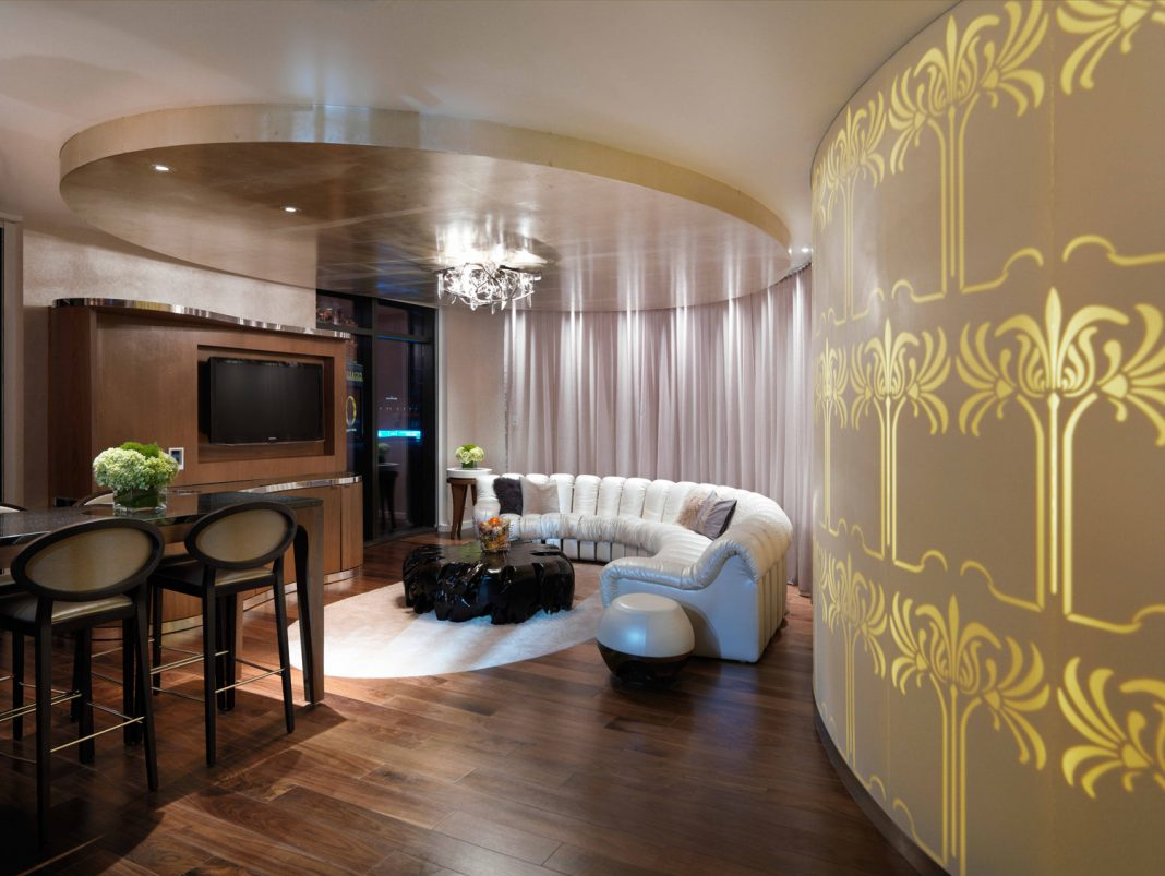 Cosmopolitan of Las Vegas Sahra Spa Suite
