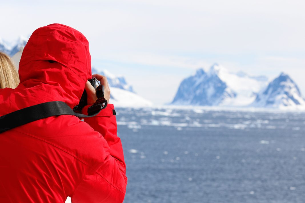 With the backdrop of Antarctica, guests participating in Silversea's My Photo Academy will have plenty of photo opps.