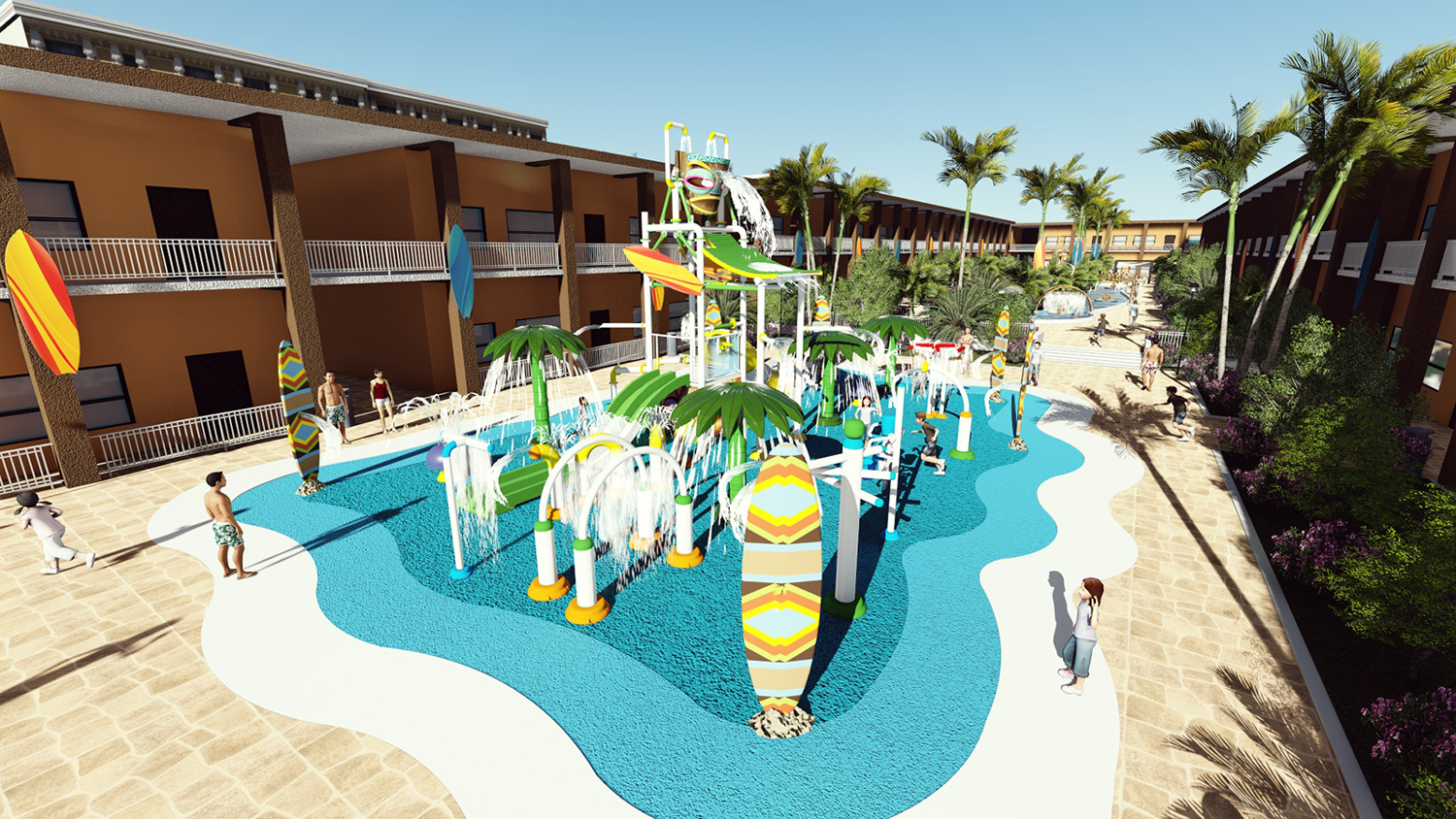 Cocoa Beach Hotels With Lazy River