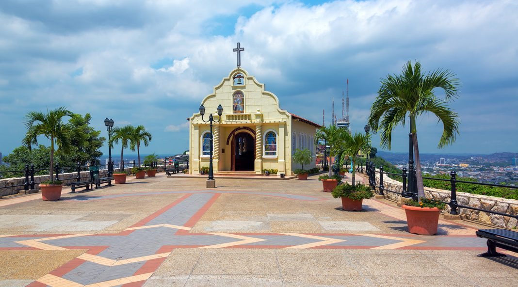Guayaquil, Ecuador is one of several destinations where Spirit Airlines will fly to out of Fort Lauderdale.