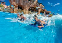 Beaches Turks & Caicos caters to families with an array of kid- and adult-friendly activities.