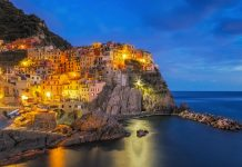 Cinque Terre is one of many places travelers can visit on one of Central Holidays' escorted tours in Italy.