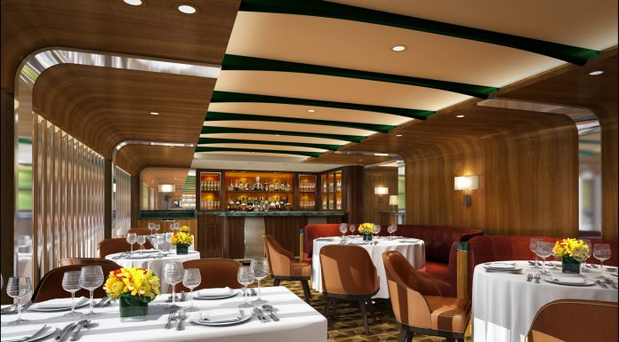 The Grill by Thomas Keller.