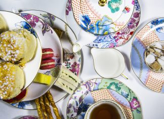 Royal Afternoon Tea at The Arch London (1)
