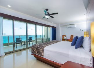 Renovations of the guestrooms and suites at Seadust Cancun Family Resort are part of a larger project to enhance the entire property.