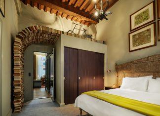 Suites - Book Collectors Suite - Bedroom
