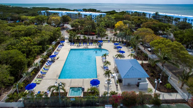 Ocean Pointe Suites is set to reopen next month following post-hurricane renovations.
