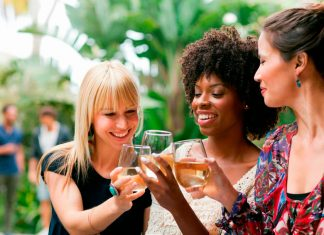 Bachelorette parties can toast to the bride-to-be at The Westin Verasa Napa.