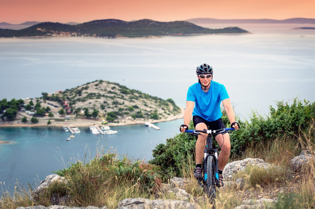 Exodus Travels' self-guided itineraries allow solo travelers to hike and bike through Europe at their own pace.