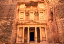 Visiting the ancient site of Petra in Jordan is one of several highlights of this Tours Specialists Inc. FAM trip.