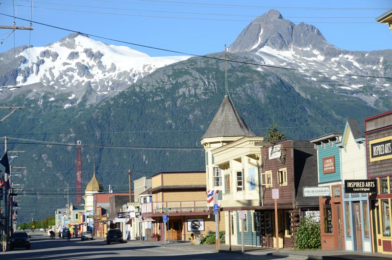 Alaska - Skagway Tauck