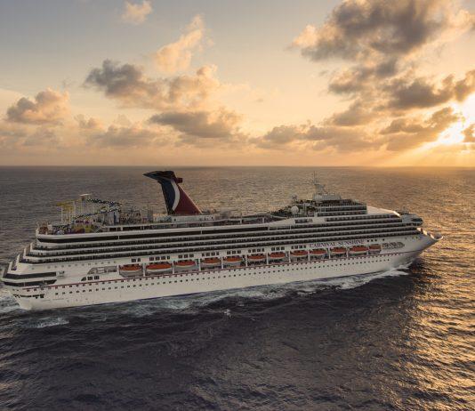 Carnival Cruise Line Carnival Sunshine.