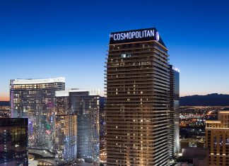 The Cosmopolitan of Las Vegas will welcome a new wellness spa in early spring of this year.