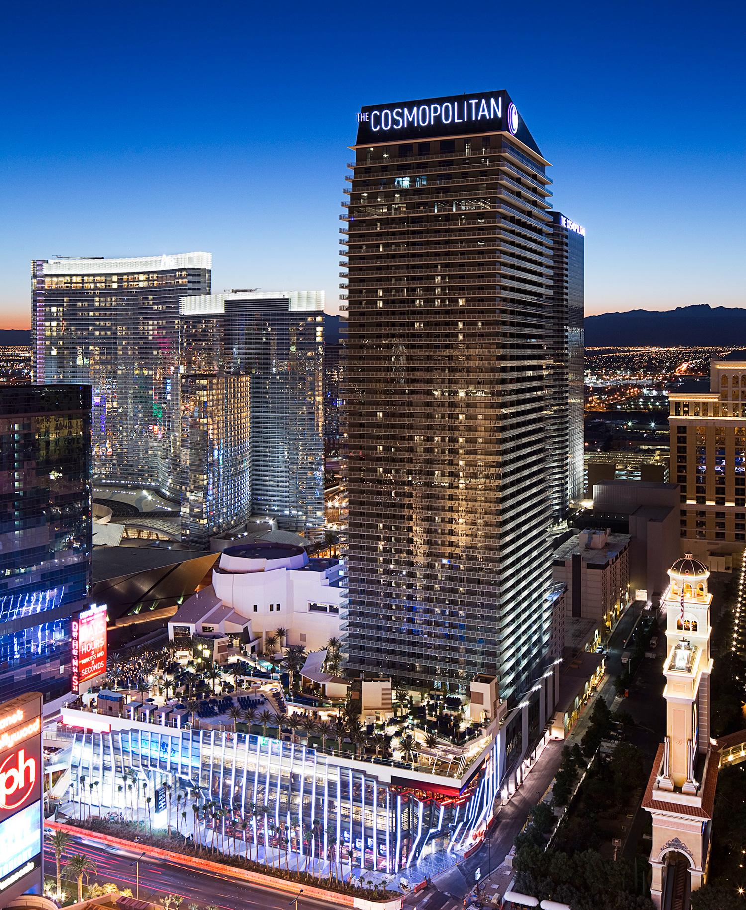Cosmopolitan Las Vegas Spa