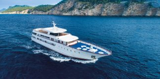 Guests on Emerald Waterways' first ocean cruise will sail aboard the MV Adriatic Princess II.