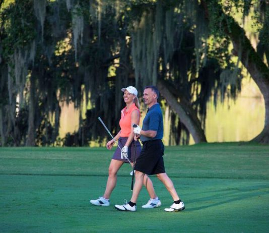 Golfers taste of the tournament experience in Tampa with this Play Where the Pros Play package. (Photo courtesy of Innsbrook Golf Resort & Spa.)
