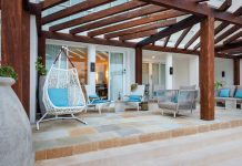 Walk Out suites at the newly transformed Playacar Palace.
