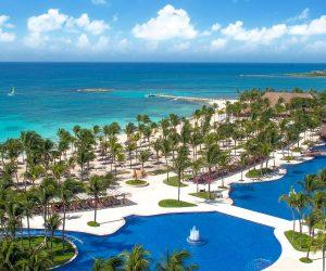 Family Travel at Barcelo Maya Grand Resort.