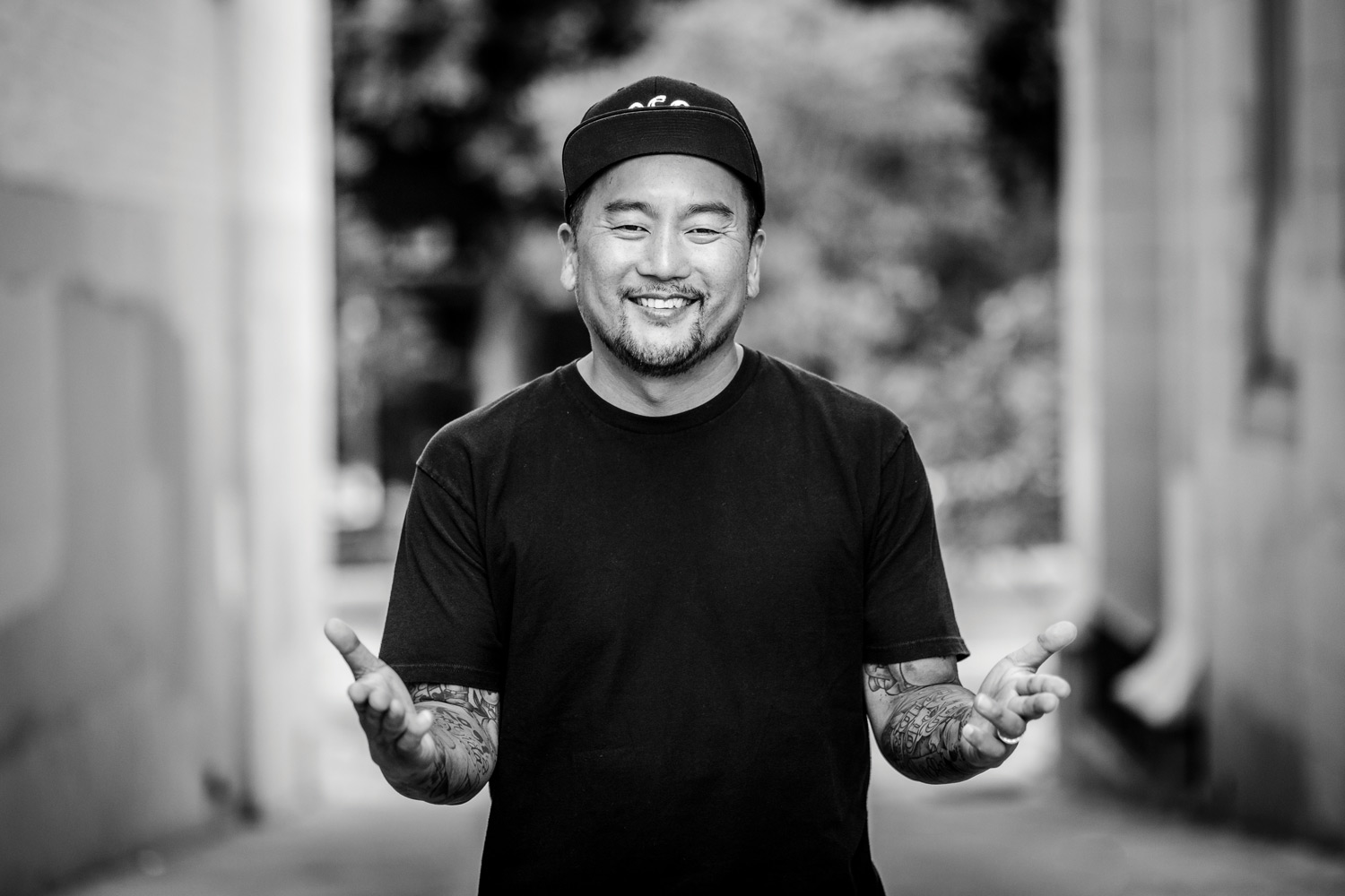 Roy Choi will have a new restaurant at Park MGM this fall. (Travis Jensen)