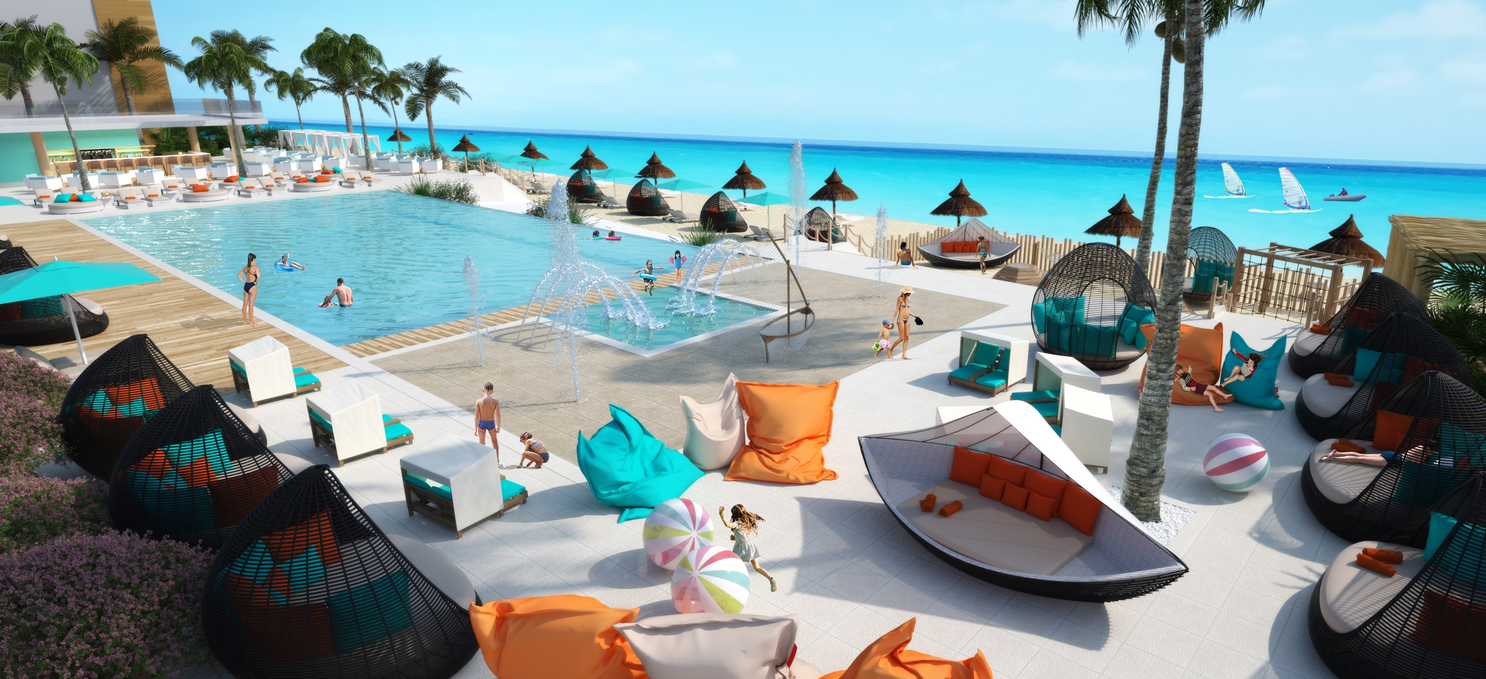 Club Med Cancun To Add New Family Focused Expansion